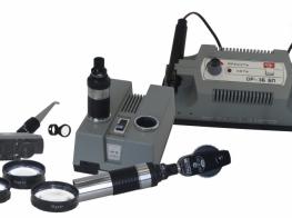 Офтальмоскоп ручной универсальный ЗОМЗ ОР-3Б-03